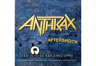 Anthrax - Aftershock-The Island Years - (CD)
