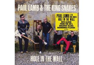 Paul & The King Snakes Lamb - Hole In The Wall - (CD)