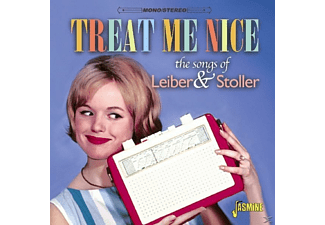 VARIOUS - Treat Me Nice - (CD)