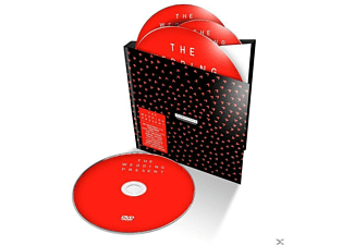 The Wedding Present - Seamonsters (Deluxe Edition) - (CD + DVD Video)
