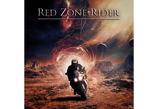 Red Zone Rider - Red Zone Rider [CD]