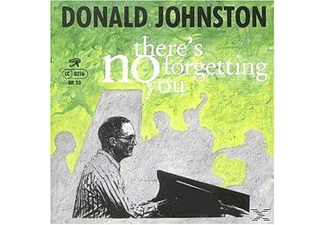 Donald Johnston - There's No Forgetting You - (CD)