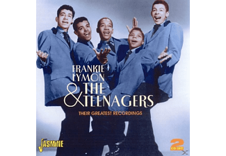 Frankie & The Teenagers Lymon - Their Greatest Recordings - (CD)