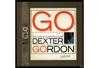 Dexter Gordon - GO (RVG) - (CD)