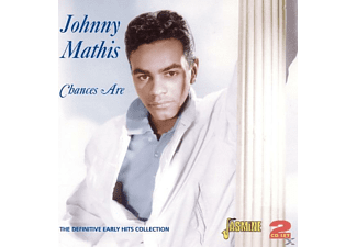 Johnny Mathis - Chances Are-Definitive Early Hits Collection [CD]