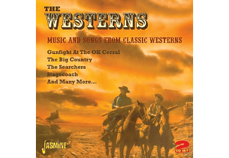 VARIOUS - Western-Music & Songs - (CD)