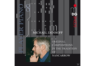 Michael Denhoff - Player Piano Vol.8 - (CD)