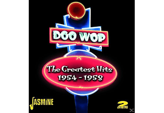 VARIOUS - Doowop-The Greatest Hits 1954-1958 [CD]