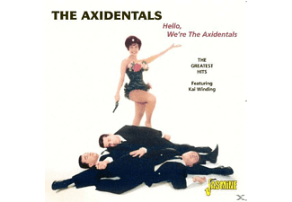The Axidentals - Hello,We're The Axidentals (The Greatest Hits) [CD]