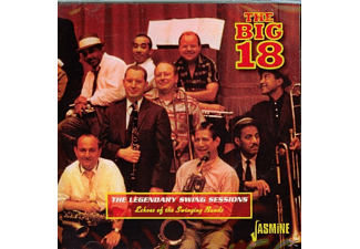 The Big 18 - The Legendary Swing Sessions [CD]