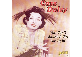 You Can't Blame A Girl For Tryin' - 1 CD - Sonstige