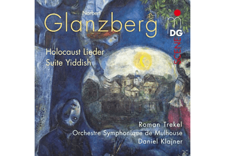 Trekel, Klajner, Orchestre Symphonique De Mulhouse - SUITE YIDDISH/HOLOCAUST LIEDER - (CD)