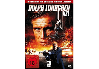 Dolph Lundgren XXL: Thrill to Kill- Icarus - Retrograde - (DVD)