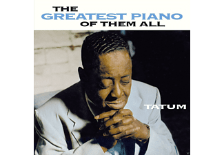 Art Tatum - The Greatest Piano Of Them All [CD]