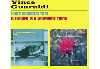 Vince - Trio Guaraldi - Vince Guaraldi Trio / A Flower Is A Lovesome Thing - (CD)