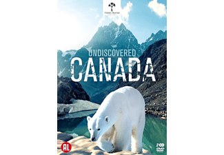 Undiscovered Canada | DVD