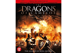The Dragons Of Camelot | Blu-ray