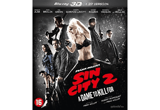 Sin City 2: A Dame For A Kill 3D | 3D Blu-ray