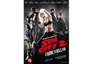 Sin City 2: A Dame For A Kill | DVD