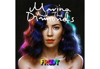 Marina And The Diamonds - Froot - (CD)