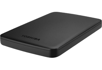 "TOSHIBA Canvio Basics 2.5"" 500GB Black - (HDTB305EK3AA)"