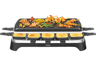 tefal re 4588 raclette grill 10 schwarz raclette kaufen bei saturn. Black Bedroom Furniture Sets. Home Design Ideas