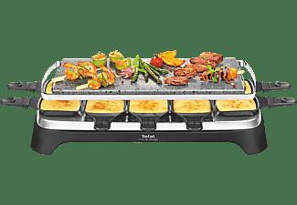 Tefal pr4578 pierrade raclette 10 stein raclette kaufen bei saturn - Four a raclette tefal ...