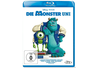 Die Monster Uni - (Blu-ray)