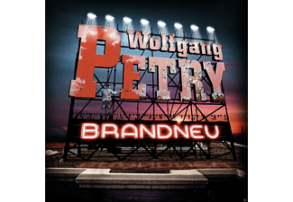 Wolfgang Petry - Brandneu (Fan Box + T-Shirt L) [CD]
