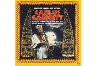 Carlos Garnett - Under Nubian Skies - (CD)