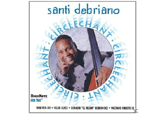 Santi Debriano - Circlechant - (CD)