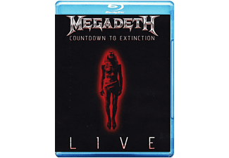 Megadeth - Countdown To Extinction - Live (Blu-ray)