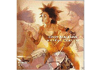 Cindy Blackman - Works On Canvas - (CD)