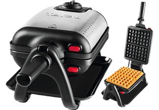 tefal wm 753d waffeleisen sandwichmaker waffeleisen. Black Bedroom Furniture Sets. Home Design Ideas