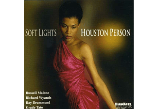 Houston Person - Soft Lights - (CD)