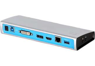 I-TEC USB 3.0 Metal-Dock Docking-Station