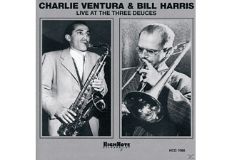 Charlie Ventura, Bill Harris - Live At The Three Deuces 1947 - (CD)
