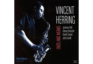 Vincent Herring - Ends And Means - (CD)