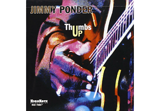 Jimmy Fats Ponder - Thumbs Up - (CD)