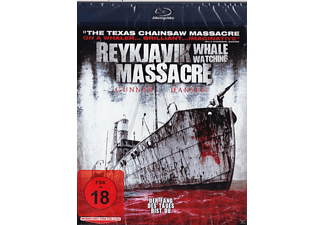 Reykjavik Whale Watching Massacre - (Blu-ray)