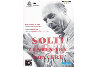 VARIOUS, World Orchestra For Peace - Solti 100 Centenary Concert (Symphony Center, Chicago 2012) - (DVD)