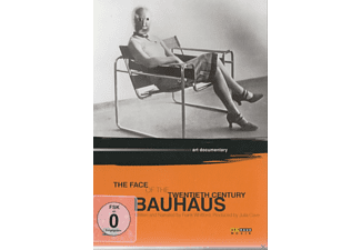 BAUHAUS - THE FACE OF THE TWENTIETH CENTURY [DVD]