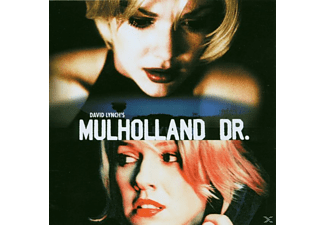 Angelo (composer) Ost/badalamenti - Mulholland Drive [CD]