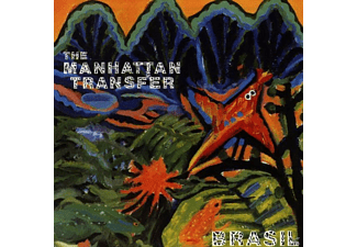 The Manhattan Transfer - Brasil - (CD)