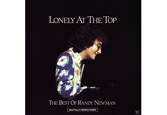 Randy Newman - LONELY AT THE TOP - (CD)