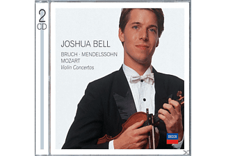 Amf, Joshua/marriner/maag/amf/eco Bell - Violinkonzerte/Rondo - (CD)