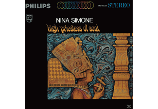 Nina Simone - High Priestess Of Soul - (CD)