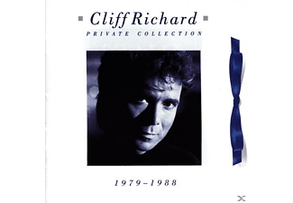 Cliff Richard - Private Collection-1979-1988 - (CD)