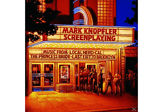 Mark Knopfler - SCREEN PLAYING [CD]