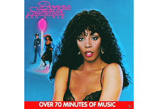 Donna Summer - Bad Girls - (CD)